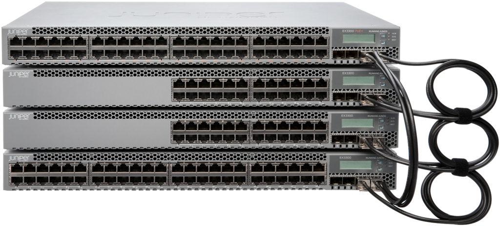 Switch Juniper EX2300-24T chính hãng